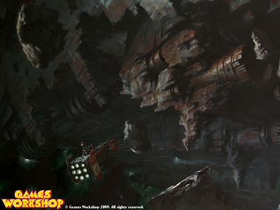 Space Hulk Wallpaper