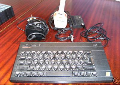 Sinclair ZX Spectrum +