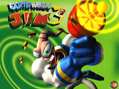 Earthworm Jim wallpaper