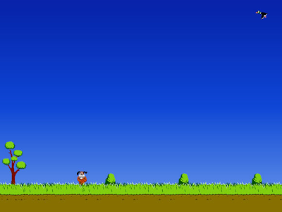duck hunt free wallpaper