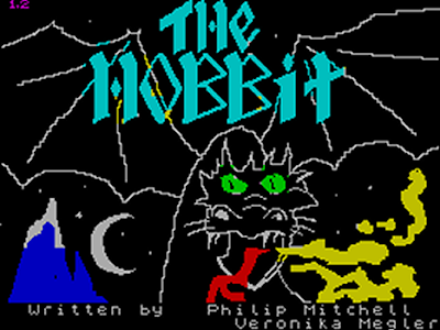 The Hobbit ZX Spectrum