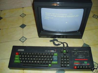 CPC 464 home micro