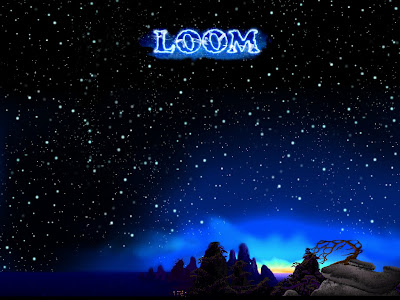 Loom Lucasarts Wallpaper