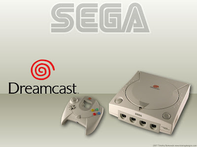 Sega Dreamcast Wallpaper