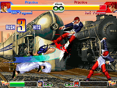 King of Fighters WiZ