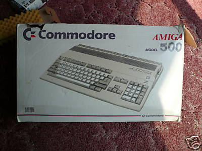 Amiga 500 A500