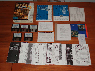 The Lost Treasures of Infocom