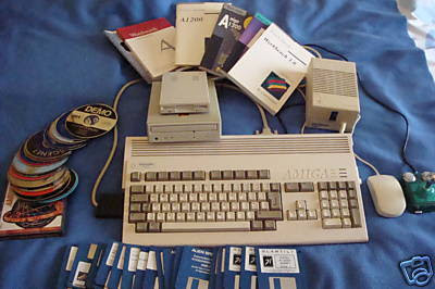 Commodore A1200 Amiga 1200