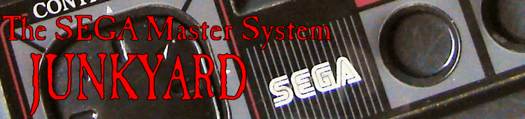The SEGA Master System Junkyard