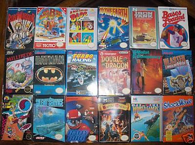 nintendo 8-bit games