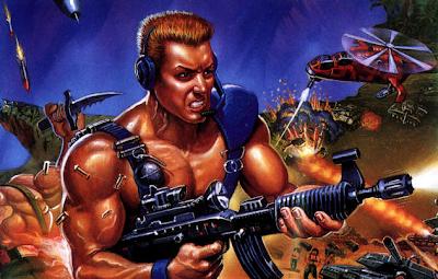 MERCS Sega Master System