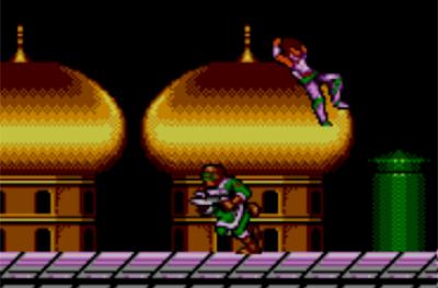 Strider Master System