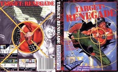 Target; Renegade Cover Inlay Spectrum