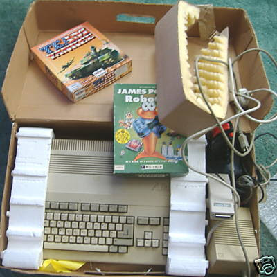 Amiga A500 500