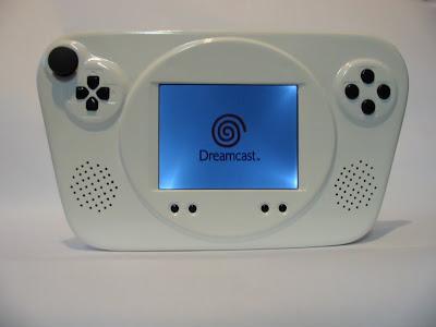 Dreamcast handheld