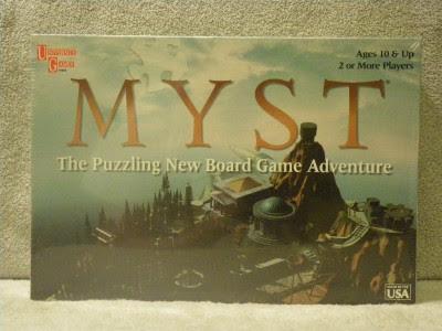 myst boardgame