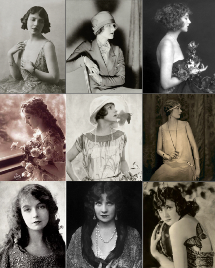 a brief history of the female empowerment through fashion and hairstyles in the 1920s A brief history of sexy lingerie women performing the toilette would linger on the undergarments a brief history of celebrity & fashion.