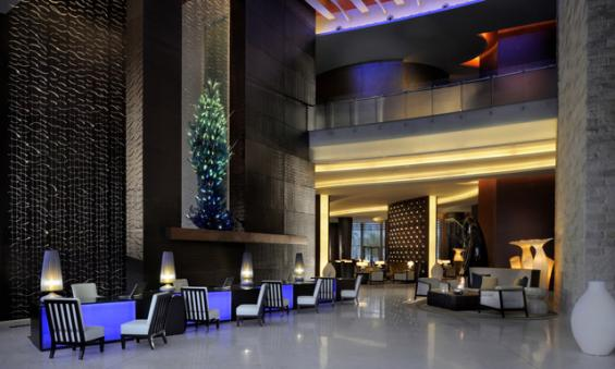 Garfield top 10 most luxurious hotels in dubai for Top 10 5 star hotels in dubai