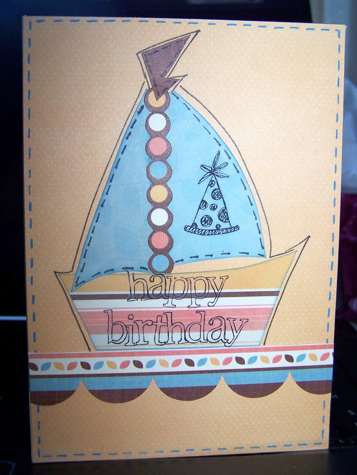 Поздравительная открытка для мальчика своими руками