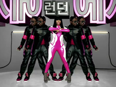 welcome to my zone d check it out william ft nicki minaj