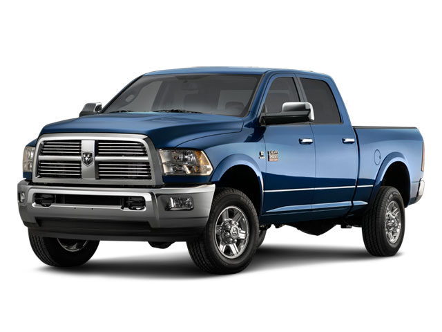 the 2010 dodge ram 1500 was