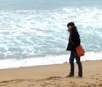 el mar por fin
