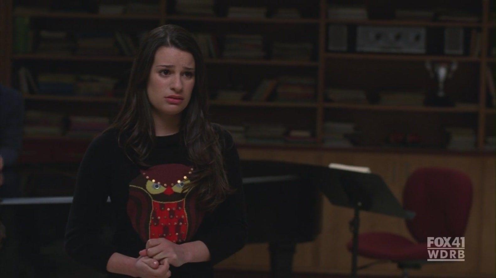 Roupas do Glee :D - Página 4 Rachel+berry+owl+sweater