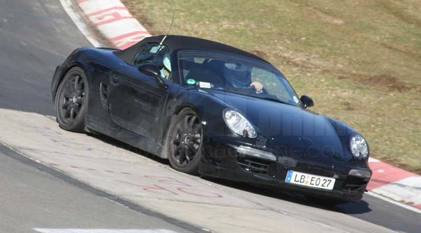 New Porsche Boxster 2012. of Porsche#39;s Boxster model