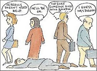 Bystander Effect « You Are Not So Smart