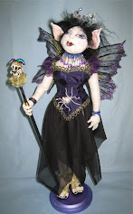 Maura Dark Faerie