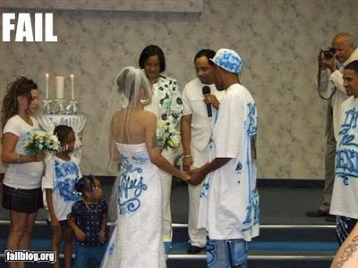 Wedding List on Top 20 Lists Funniest Wedding Fails