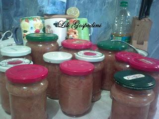 Articole culinare : Dulceata de gutui cu lamaie