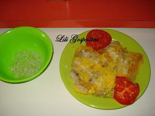 Articole culinare : File de peste cu usturoi
