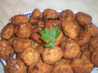 Articole culinare : Pârjoluţe de la moldova din piept de pui