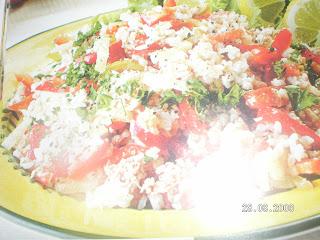 Articole culinare : Salata de orez cu ton