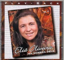 Download CD PlayBack Eliã Oliveira   Na Sombra Dele