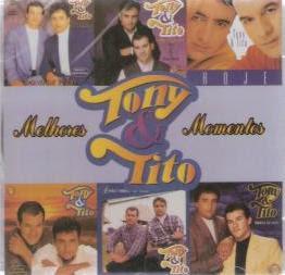 Tony & Tito   Melhores Momentos (2003) | músicas