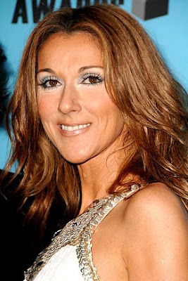 Celine Dion Zwaarte Photos