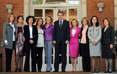 spanish prime minister family pictures