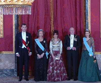 spanish prime minister family photos