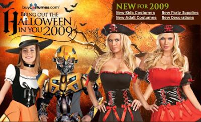 halloween costume ideas 2009 photos