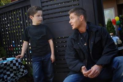 Supernatural Season 5 Episode 6 S05E06 I Believe the Children Are Our Future photos, Supernatural Season 5 Episode 6, Supernatural S05E06, Supernatural
