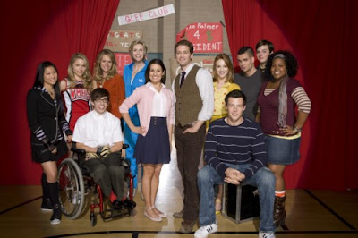 Glee Season 1 Episode 7 Trowdown photos
