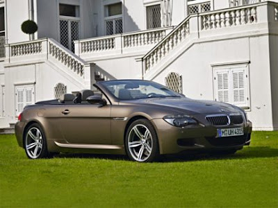 BMW M6 Car pictures