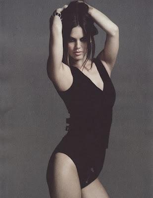 Rachel Bilson in Flaunt Magazine photo