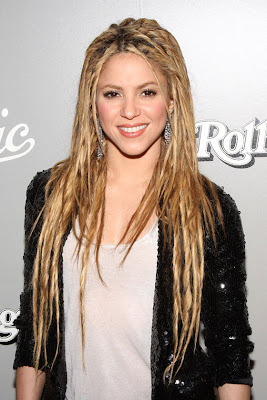 Shakira At Her Rolling Stone's Magazine Cover Launch Party Pictures