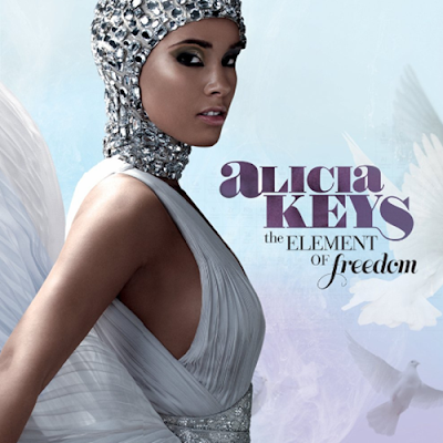 Alicia Keys latest album The Element of Freedom photos
