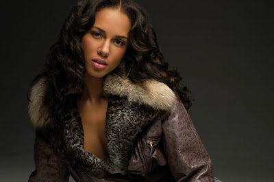 Alicia Keys latest album pics