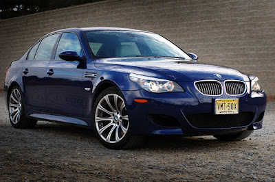 BMW M5 with 730 HP car photos
