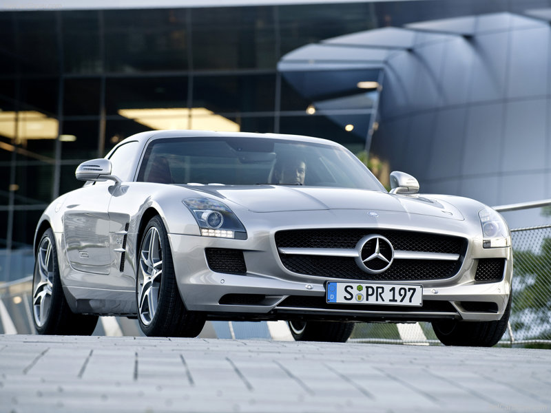 mercedes sls amg wallpaper. Mercedes Benz SLS AMG